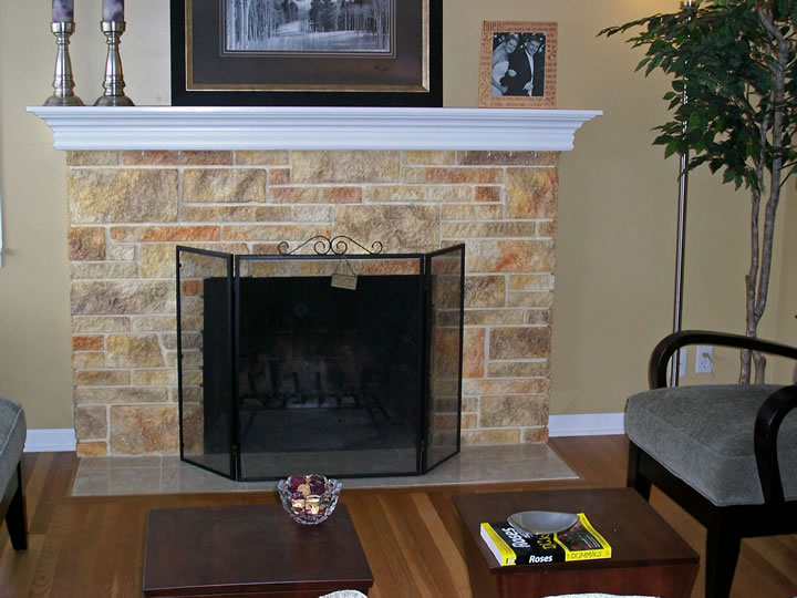 Best Brick Laminate Picture Brick Fireplace Designs This Month