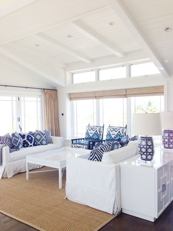 Best Everything Coastal Classic Coastal Blue And White This Month