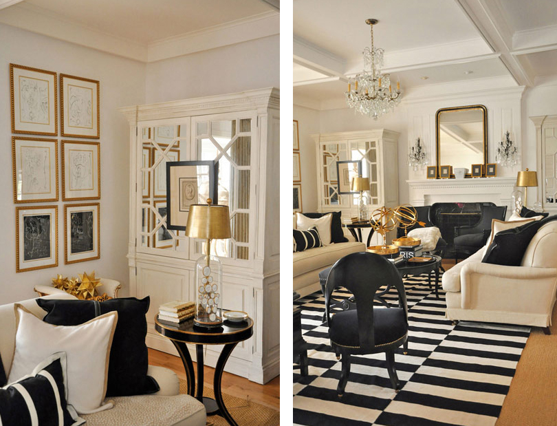 Best Black Gold Tones That Beautify Your Home Trends This Month