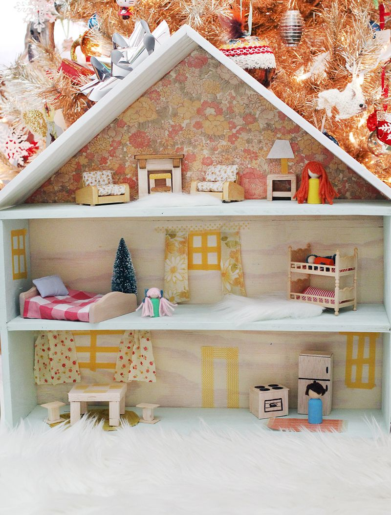Best How To Build A Dollhouse – A Beautiful Mess This Month