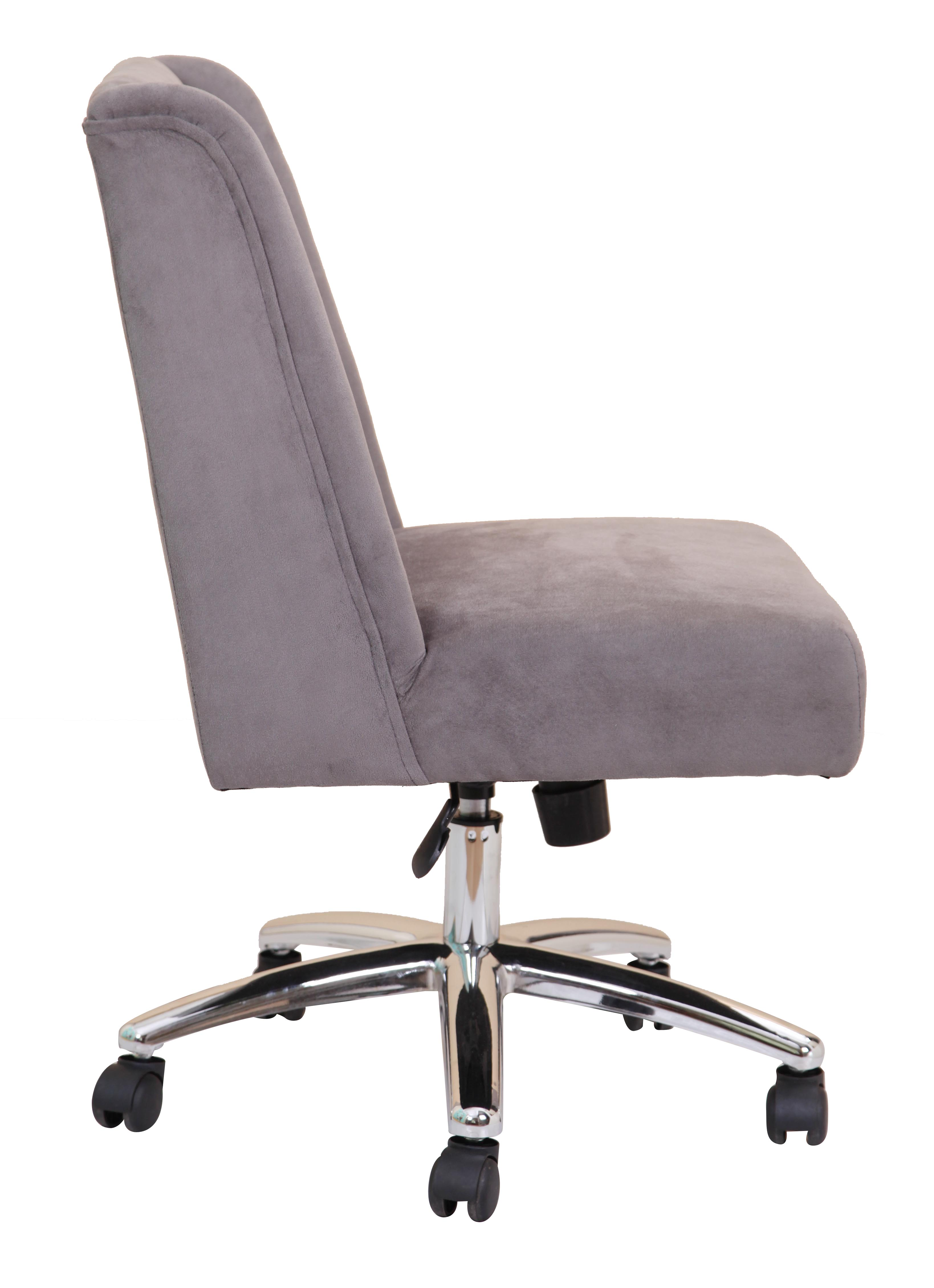 Best Boss Decorative Task Chair Charcoal Grey – Bosschair This Month