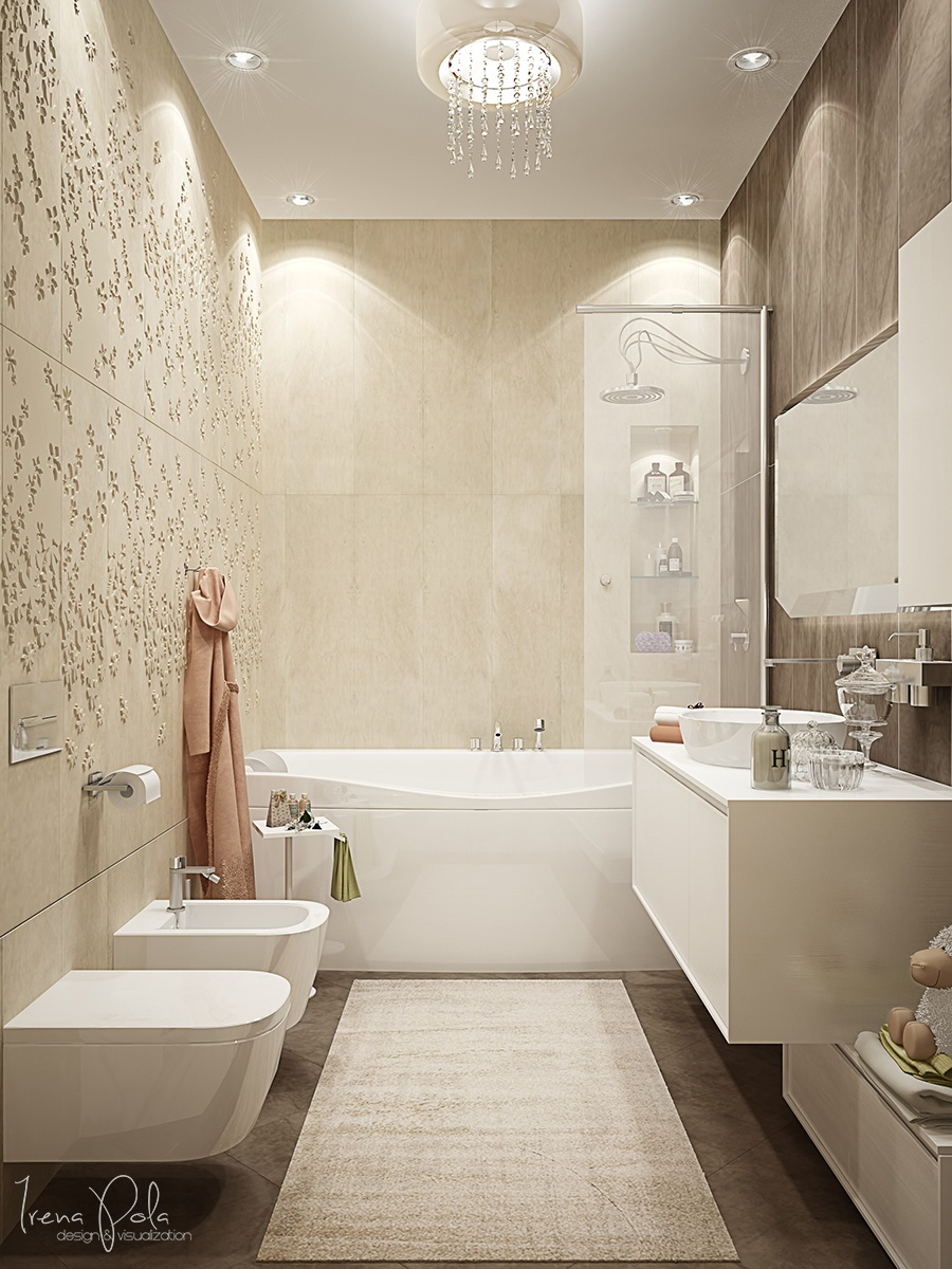 Best Luxury Bathroom Decorating Ideas With Beautiful A This Month