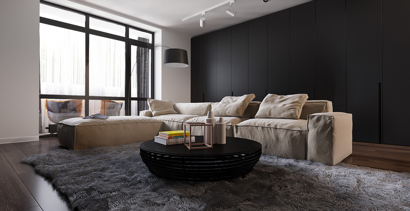 Best Dark Living Room Design Ideas With Sophisticated Decor This Month