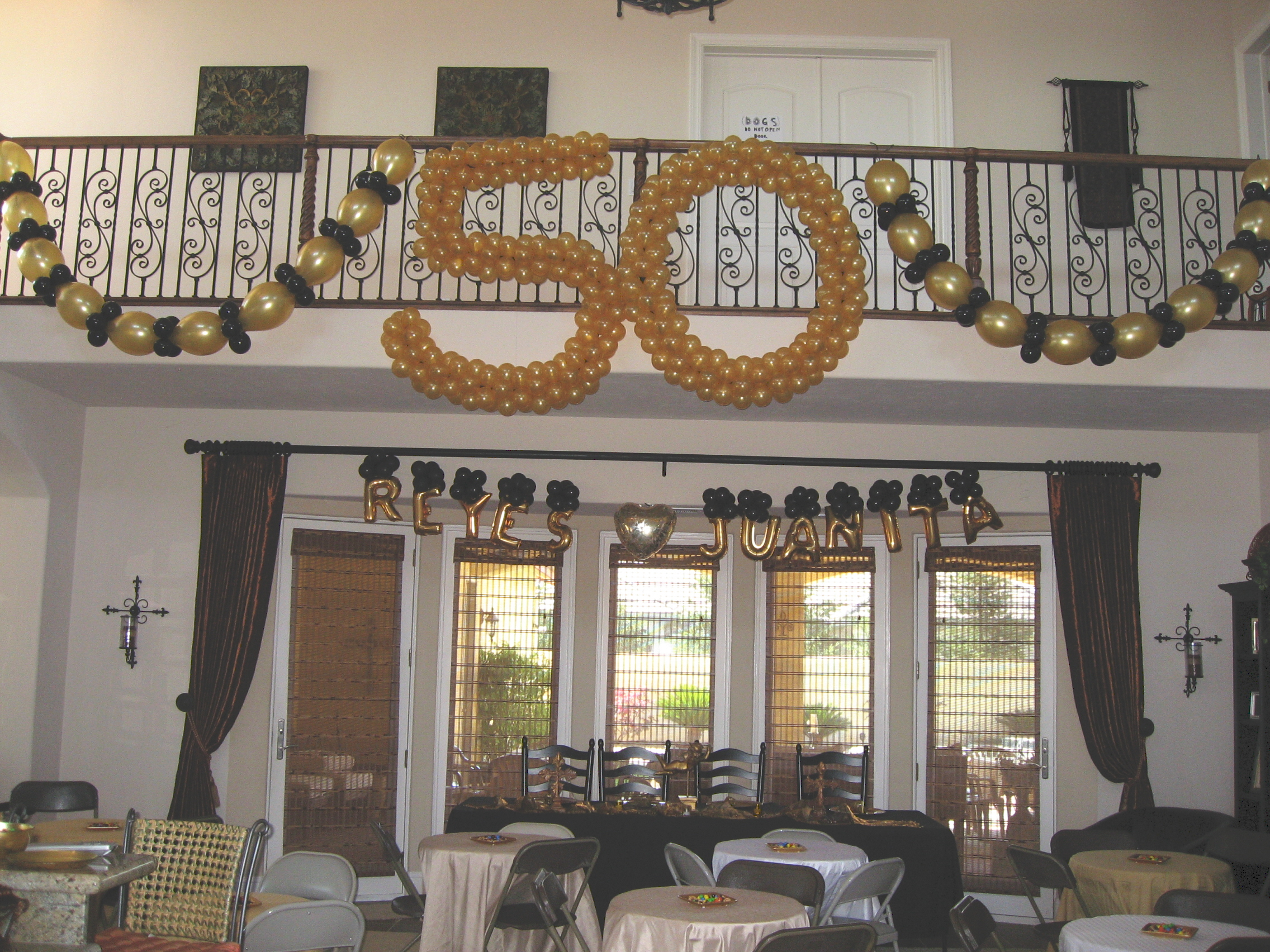 Best Balloon Decor Of Central California Home This Month