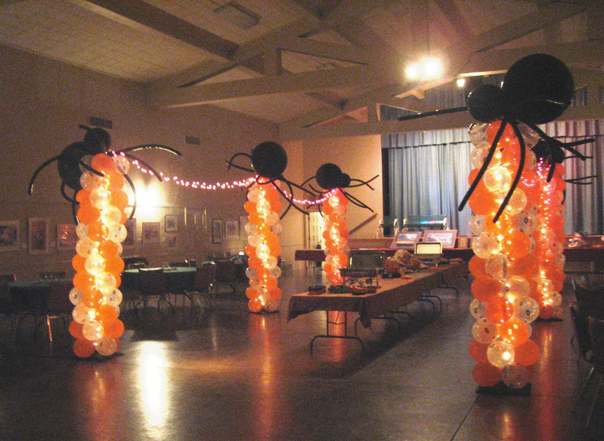 Best Balloon Decor Of Central California Halloween And Fall This Month