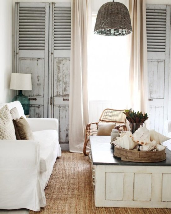 Best Shabby Chic Beach Decor Ideas For Your Beach Cottage This Month
