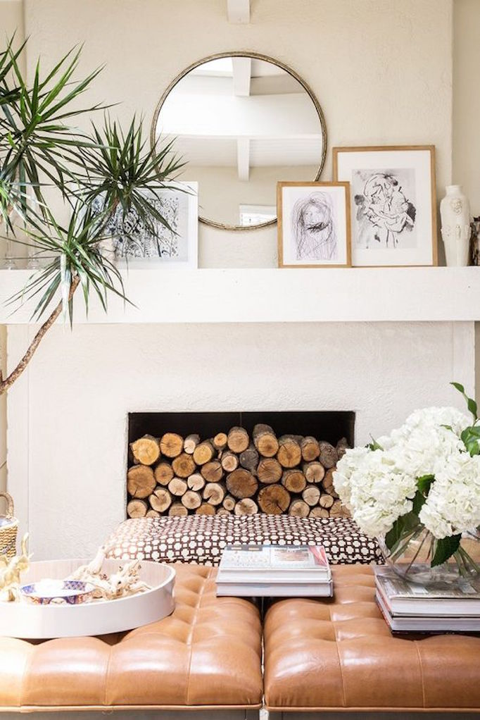 Best 10 Fixes For And Outdated Fireplace Becki Owens This Month