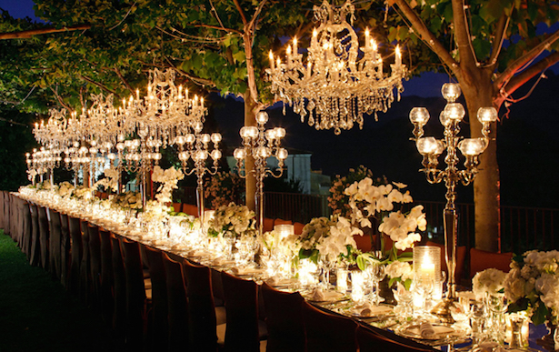 Best Hanging Wedding Decorations Belle The Magazine This Month