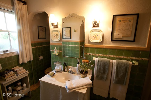 Best Joy Of Nesting Vintage 1930 S Style Bathrooms Redesigned This Month