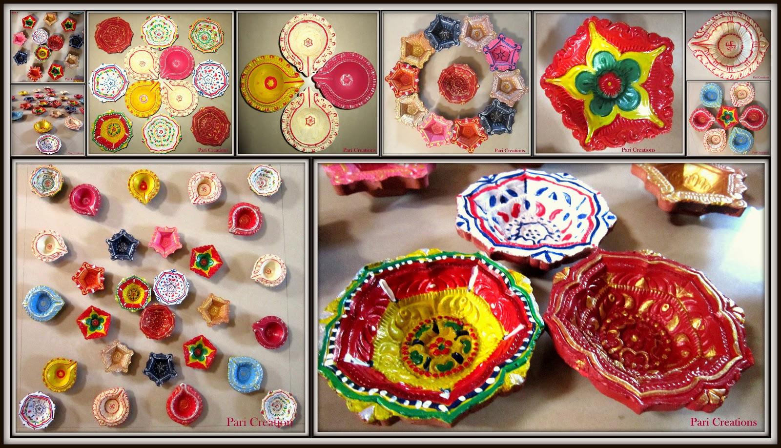 Best Diya Decoration Ideas For Diwali Do You Know This Month