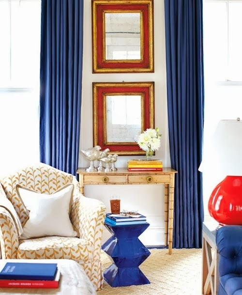 Best At Home Rustic Red White And Blue Hamptons Style This Month