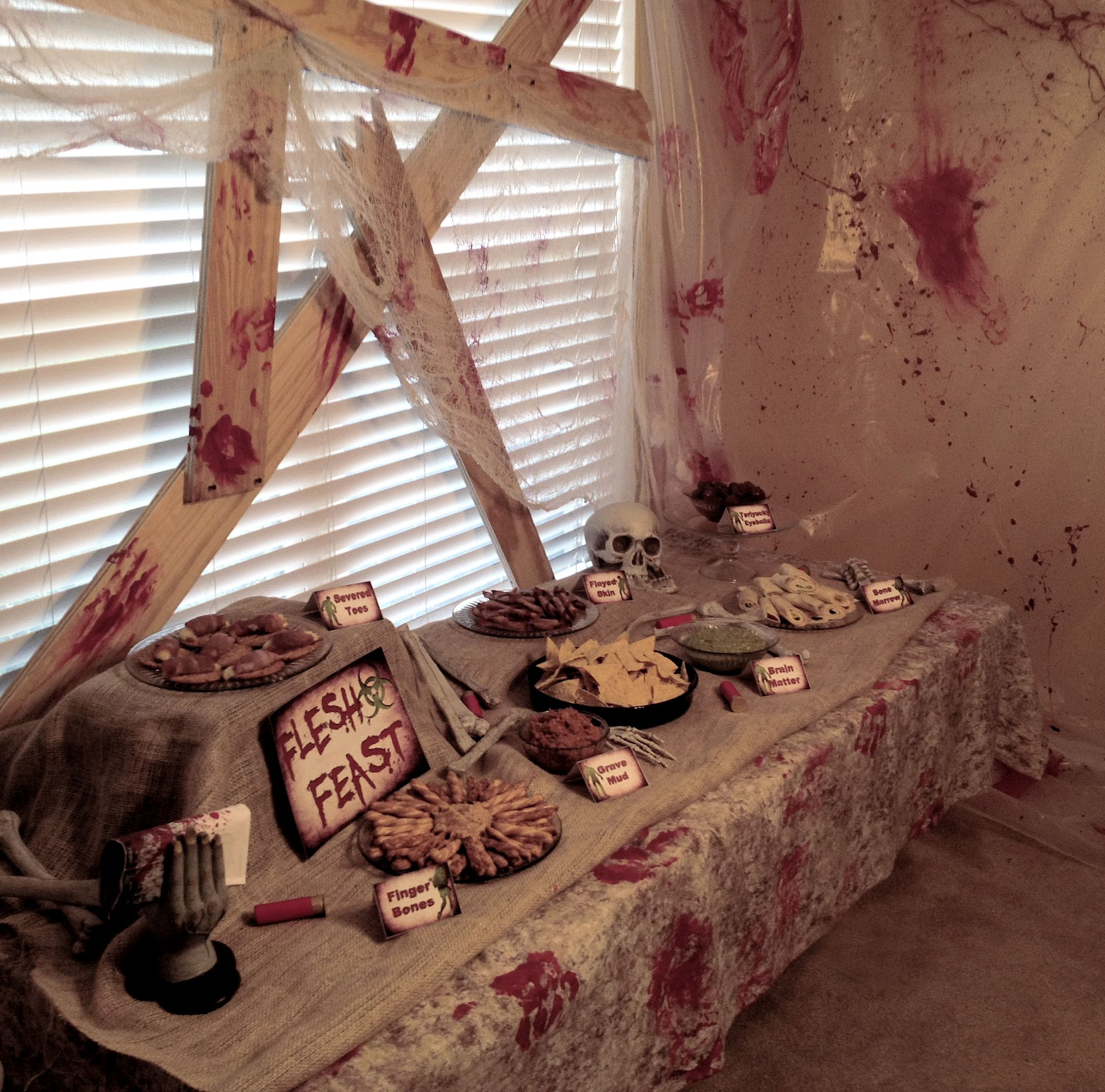 Best Real Party Zombie Apocalypse – A Well Crafted Party This Month