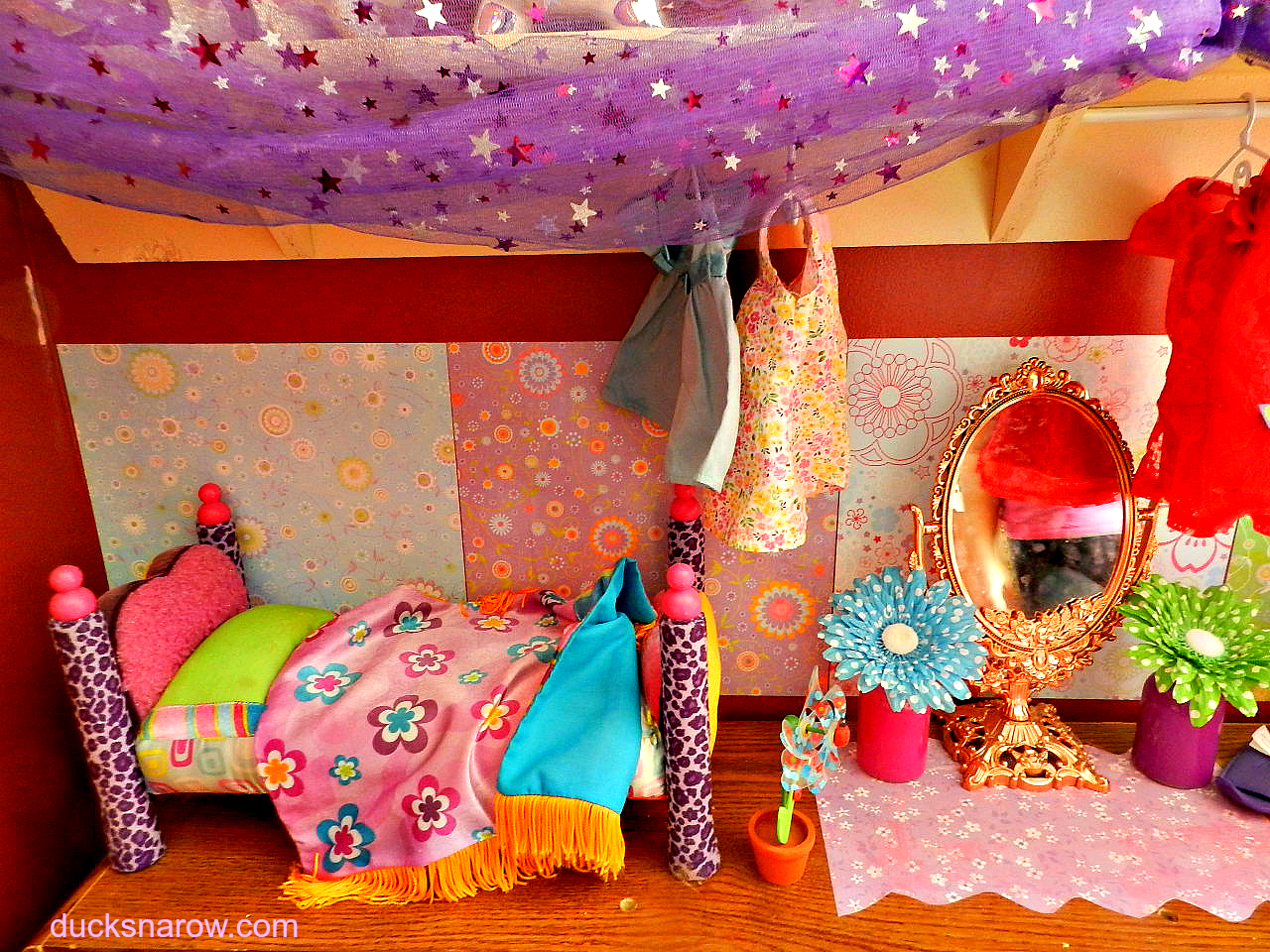 Best American Girl Doll Room Decorating Ideas Ducks N A Row This Month
