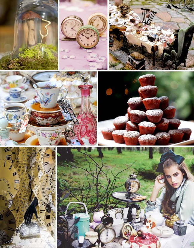 Best Flourish Events By Design Bridal Shower Theme Alice This Month