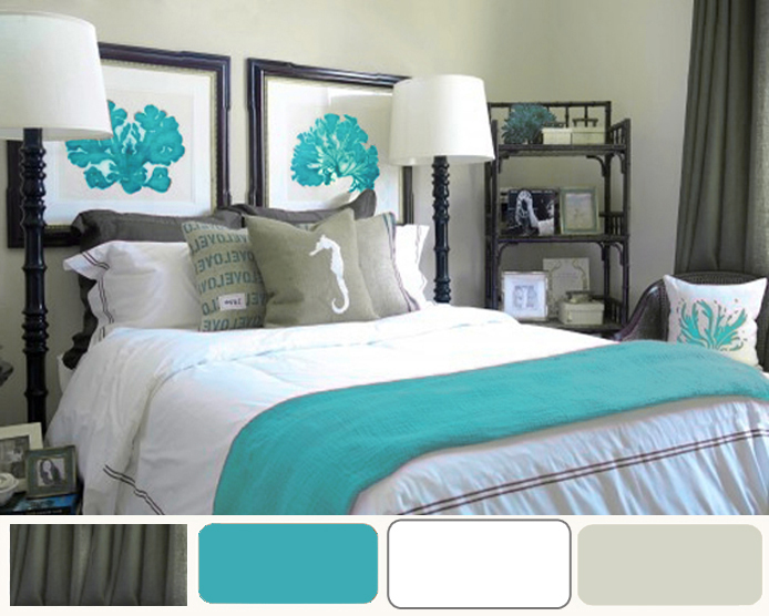Best Turquoise Bedroom Accessories 2017 Grasscloth Wallpaper This Month