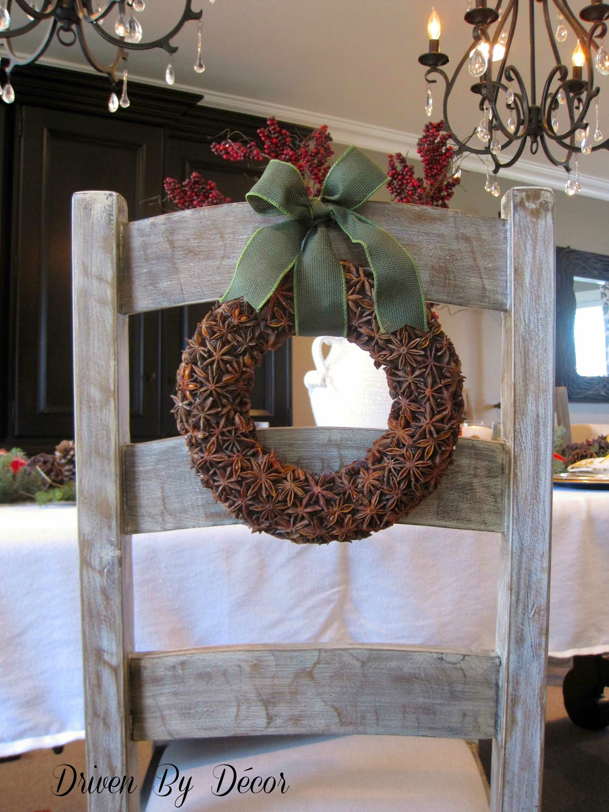 Best Holiday Decorating Diy Star Anise Wreaths Driven By Decor This Month