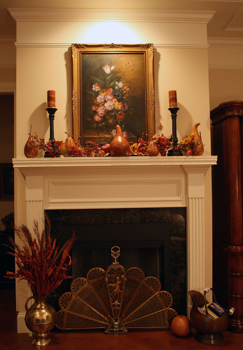 Best Southern Lagniappe How Not To Decorate A Mantel This Month