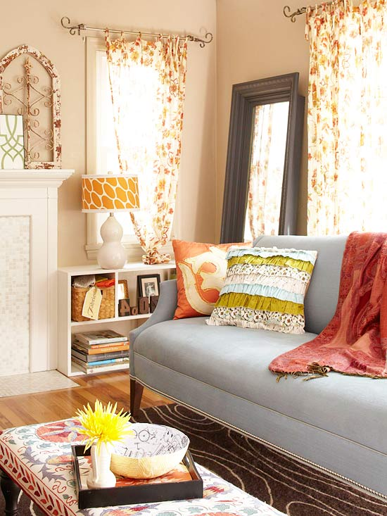 Best Creative Home With Handmade Touches 2013 Decorating Ideas This Month