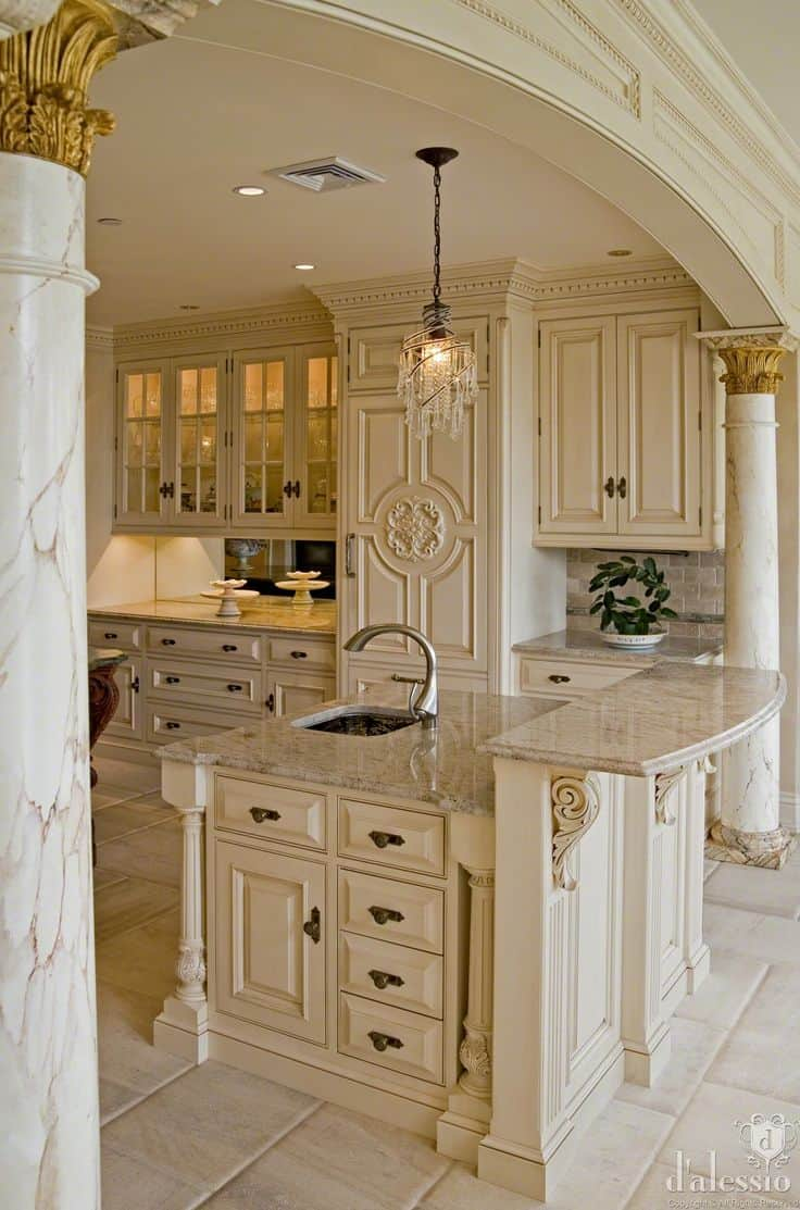 Best 30 Gorgeous Kitchen Cabinets For An Elegant Interior Decor This Month
