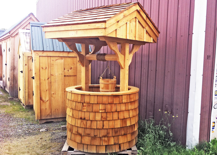 Best Wishing Well For Sale Wishing Well Kit Wishing Well Plans This Month