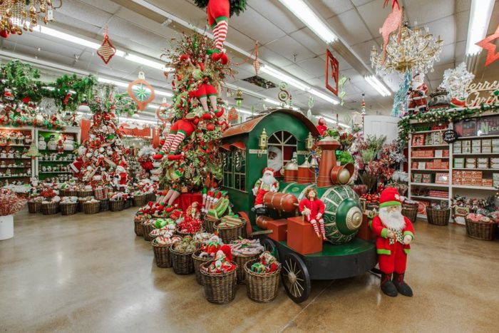 Best The Biggest And Best Christmas Store In Texas Decorator S This Month