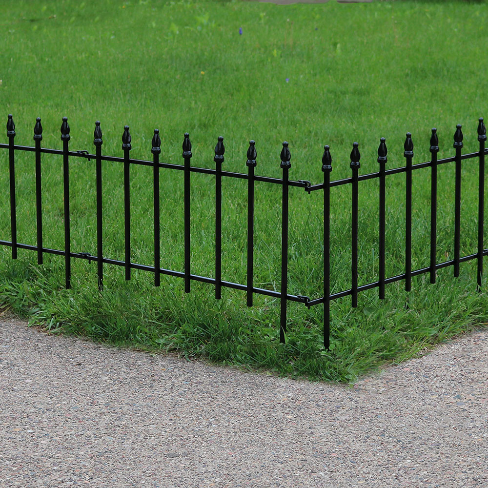 Best Border Fence Panels Sets Of 5 Garden Decor Landscaping This Month