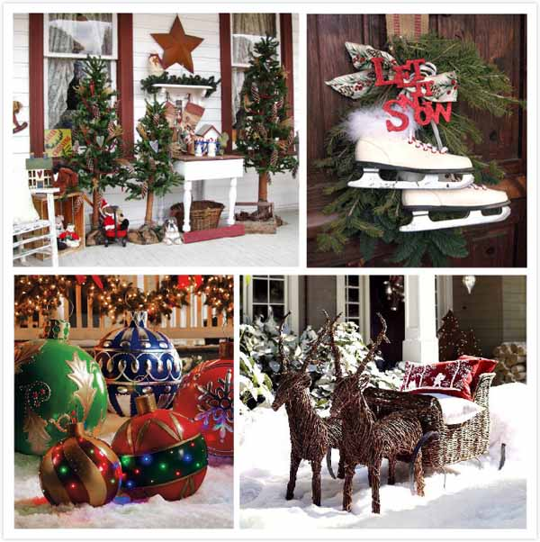 Best Top Outdoor Christmas Decorations Christmas Celebration This Month