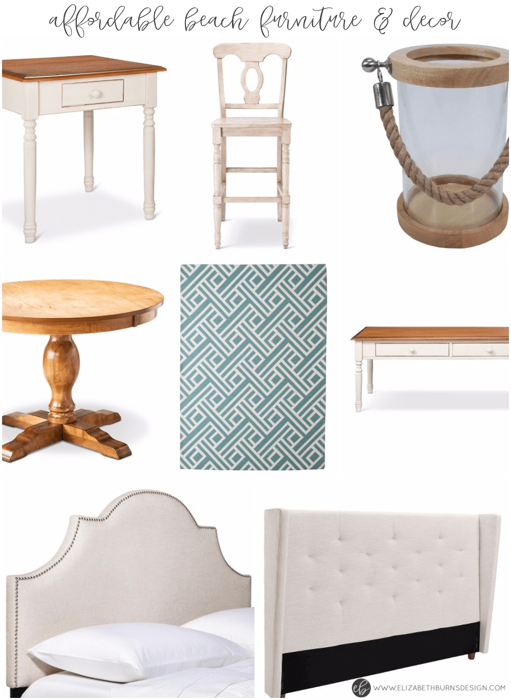 Best Affordable Beach Furniture Decor At Target — Elizabeth This Month