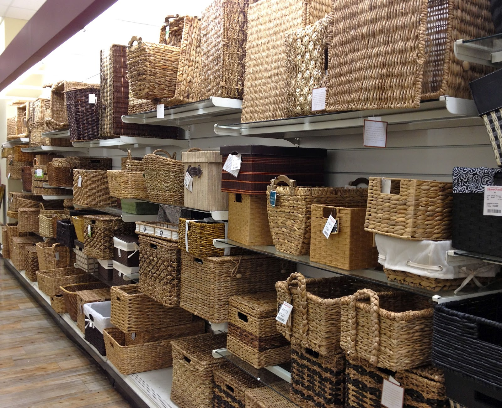 Best Decorative Baskets Inspiration For Using Them In Your This Month