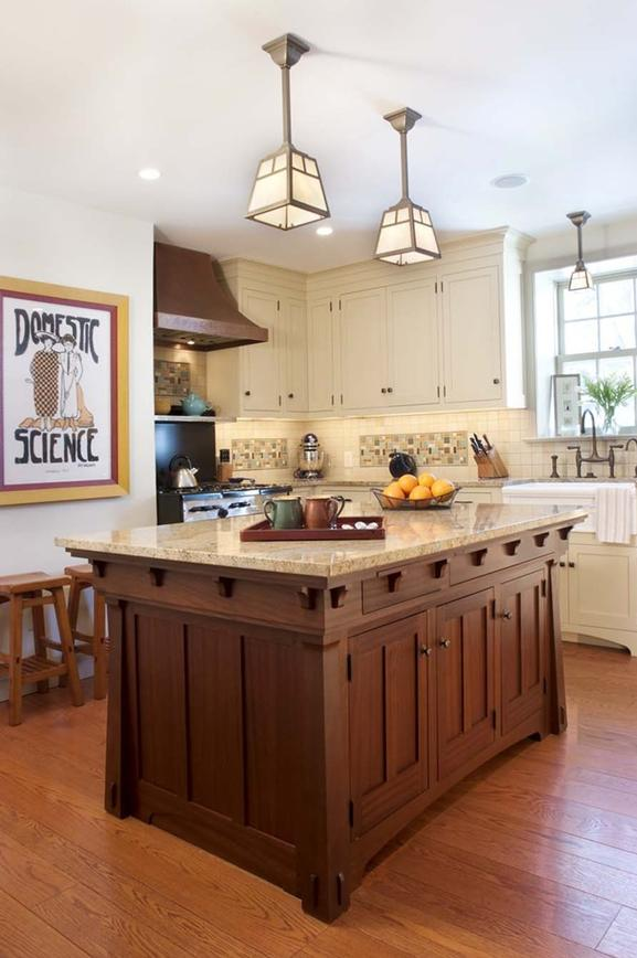 Best Delorme Designs White Craftsman Style Kitchens This Month