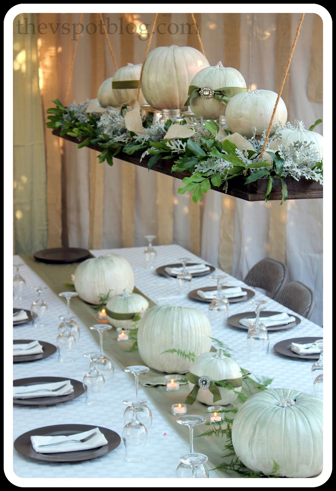 Best Thanksgiving Wrap Up Dinner Decor And The Thanksgiving This Month