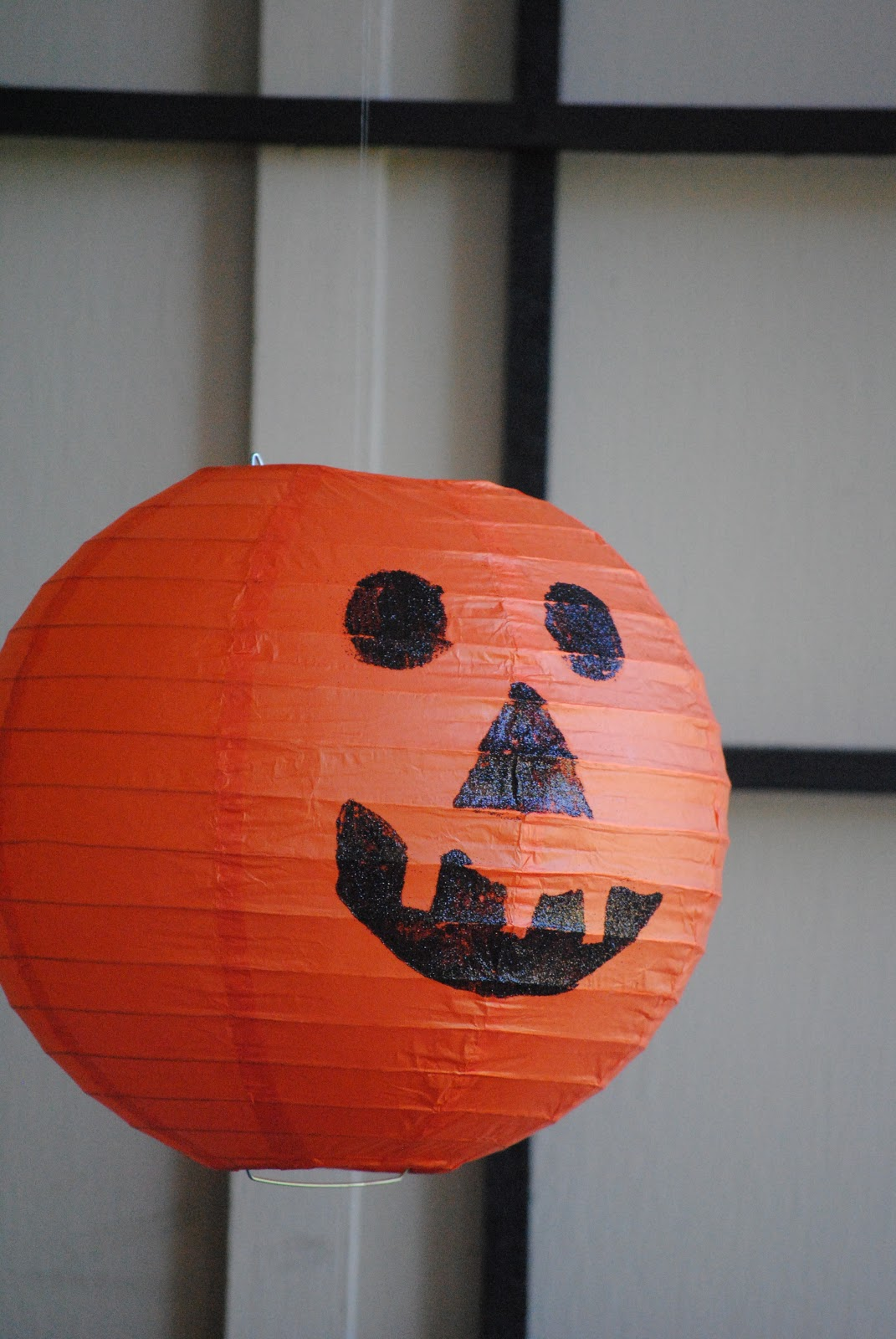 Best Pottery Barn Knock Off Hanging Pumpkin Lanterns Making This Month