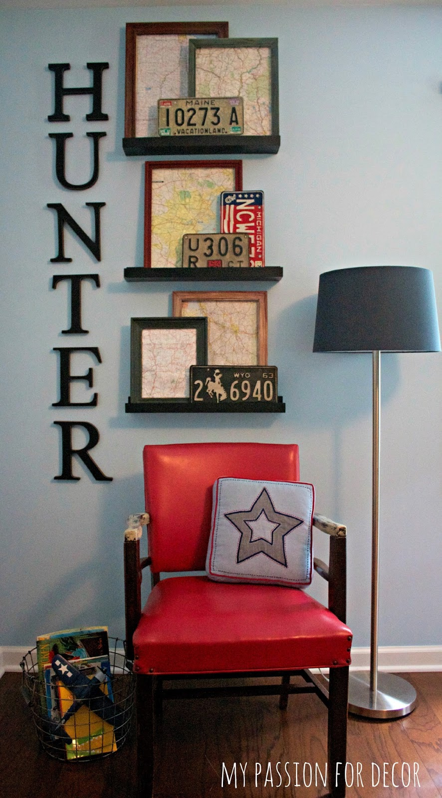 Best My Passion For Decor Inexpensive Art For Hunter S Room This Month