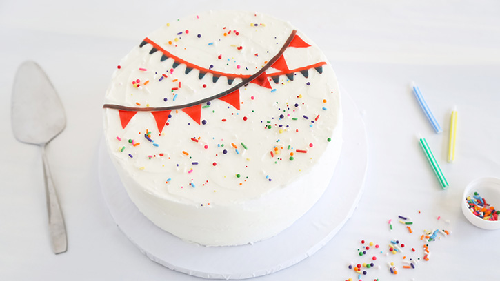 Best 5 Easy Cake Decorating Ideas With Fruit Snacks Sprinkle This Month