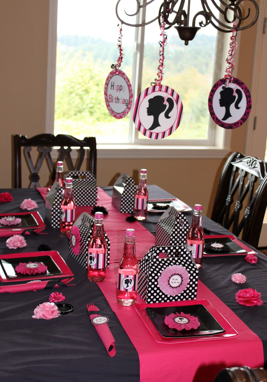 Best Tessa's 4Th Barbie Inspired Birthday Party Pic Heavy This Month