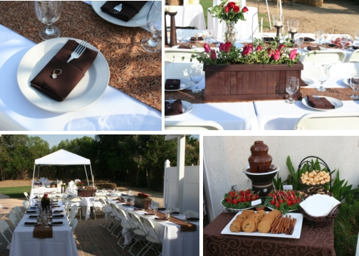 Best Clyde S Cupcake Magic Fall Bridal Shower This Month