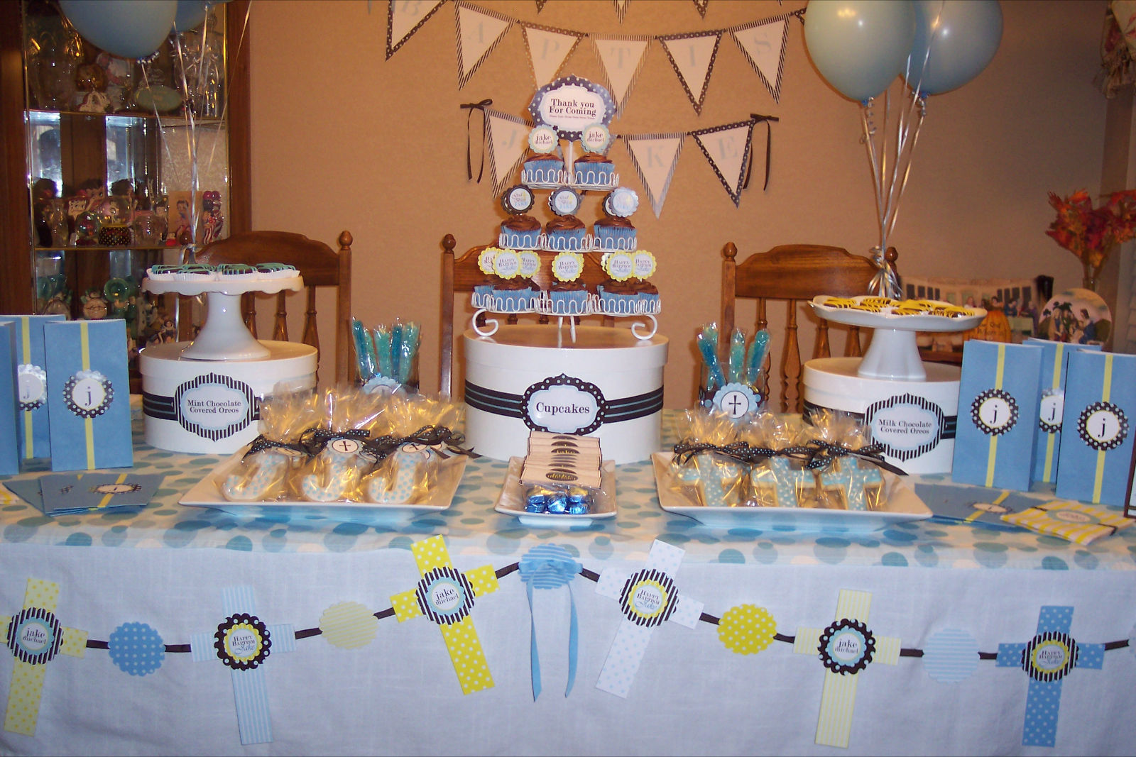 Best The Sugar Bee Bungalow Party Bee Jake S Baptism Dessert This Month