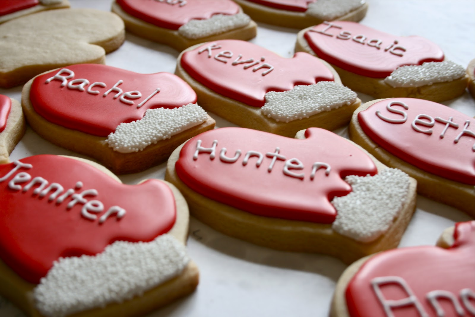 Best Mitten Christmas Sugar Cookies This Month