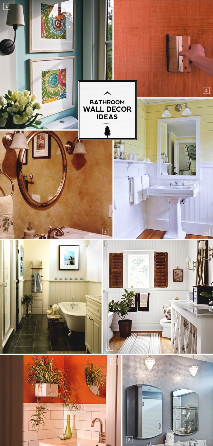 Best Style Guide Bathroom Wall Decor Ideas Home Tree Atlas This Month