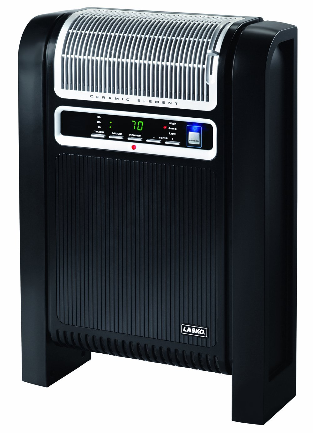 Best Lasko 760000 Cyclonic Ceramic Heater With Ionizer And This Month