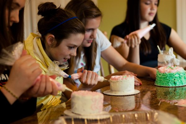 Best A Cake Decorating Party The Sweetest Occasion — The This Month
