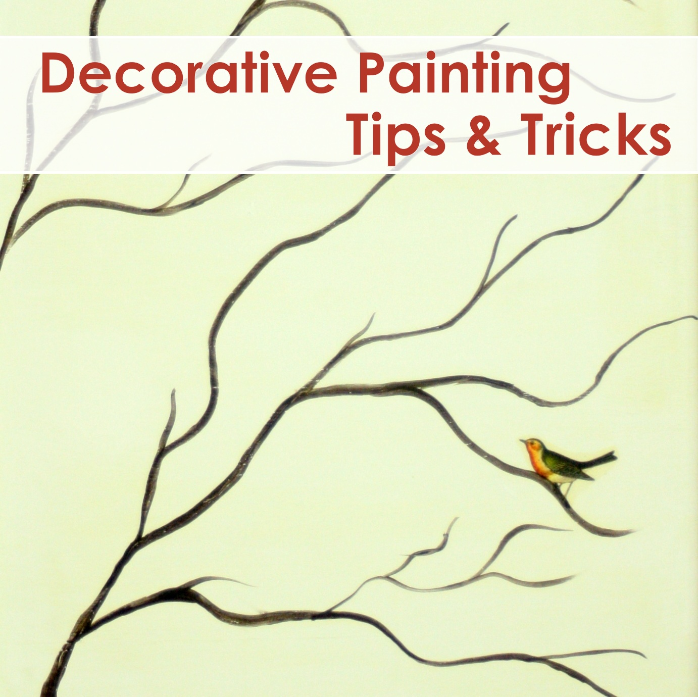 Best Decorative Painting Tips Tricks The Graphics Fairy This Month