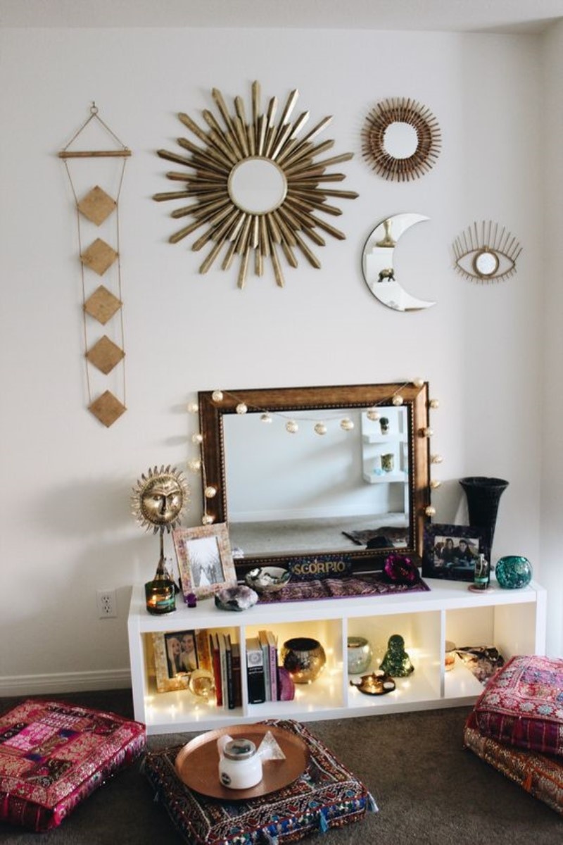 Best What Is Hot On Pinterest 5 Top Boho Bedroom Décor This Month