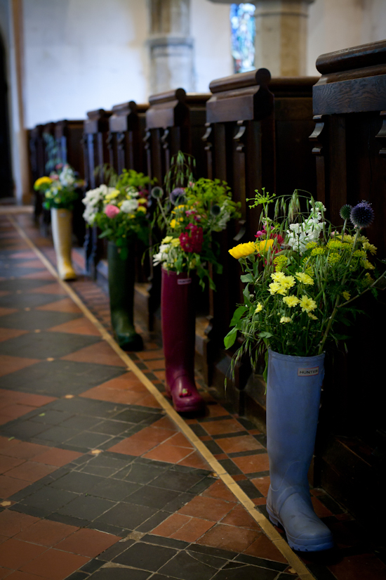 Best Put Your Rain Boots To Use As Decoration This Month