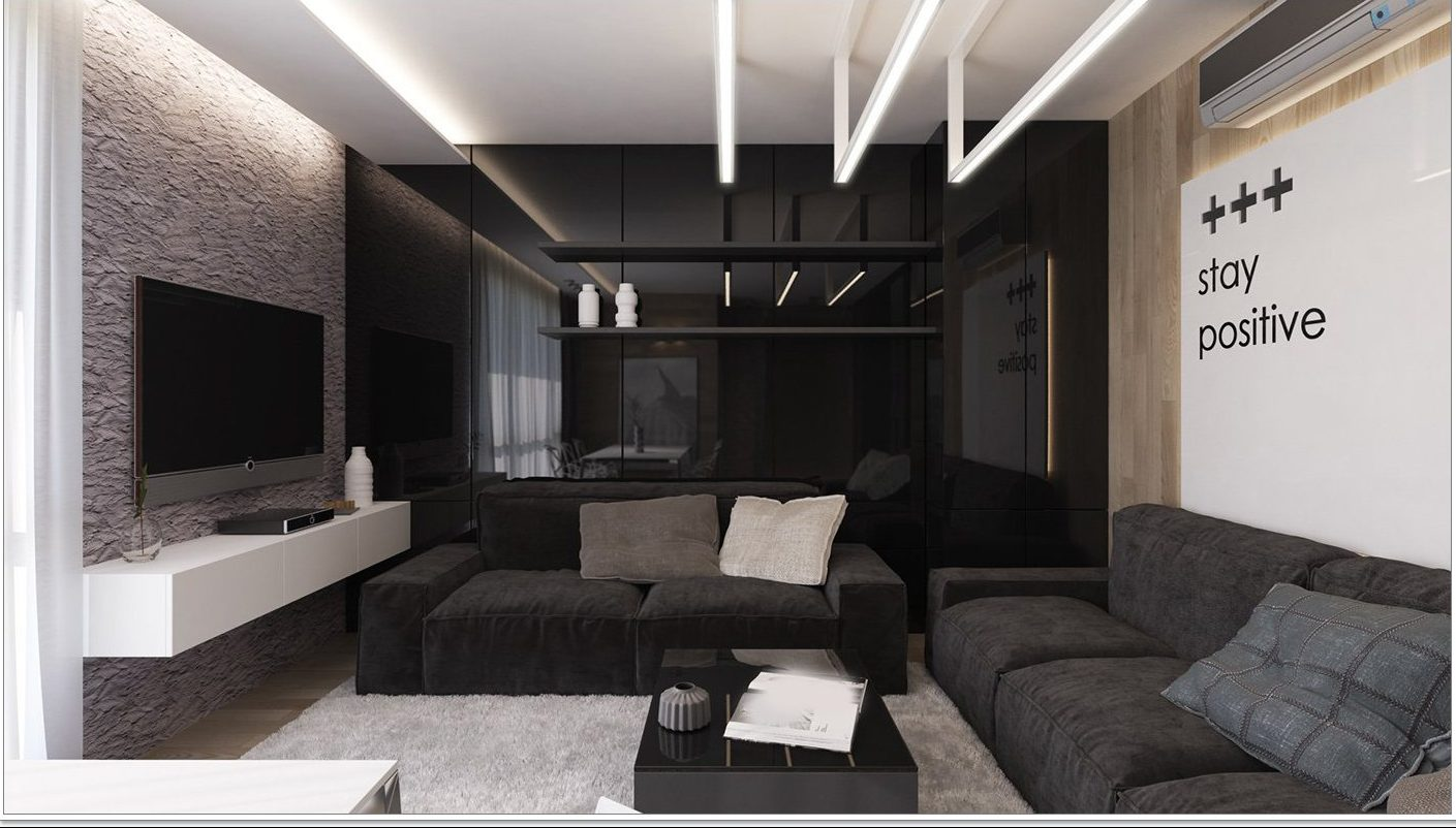 Best Black Living Room Ideas To Enhance Your Home Decor This Month