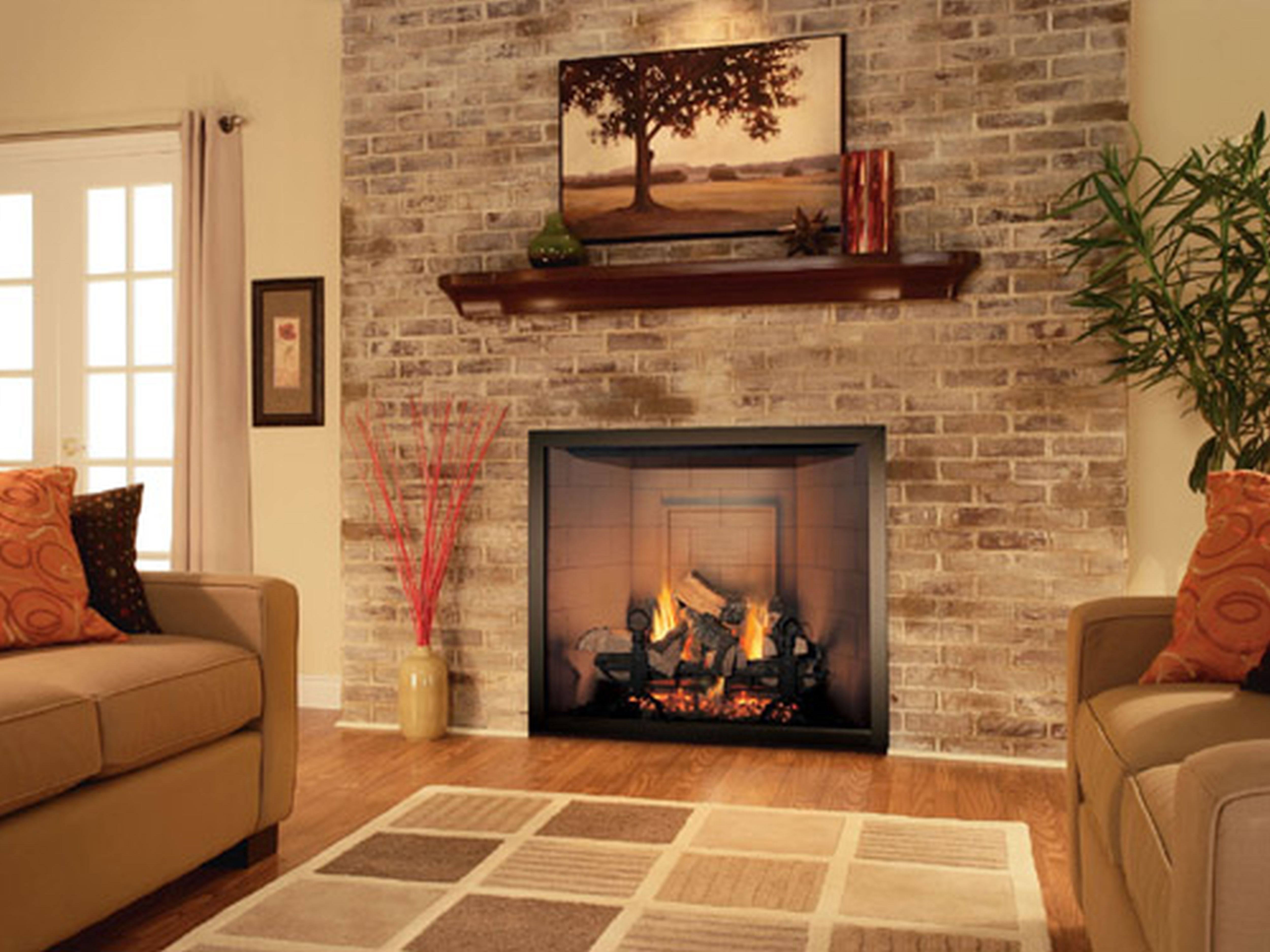 Best Amazing Fake Fireplace For Decorating The Living Room This Month