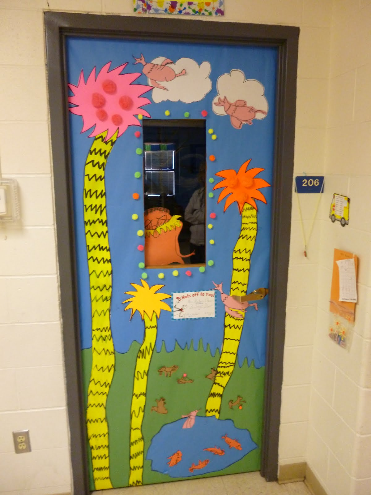 Best Seuss Door Decorating Results This Month