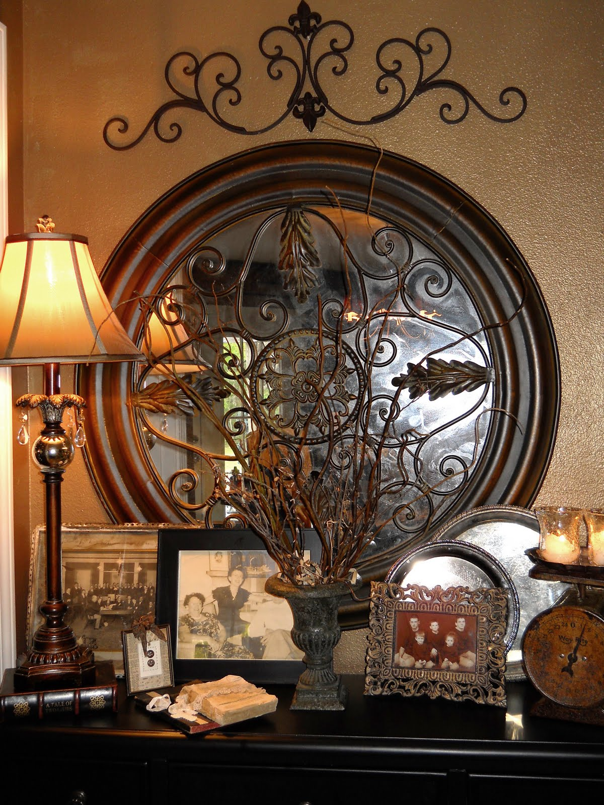 Best Tuscan Decor On Pinterest Tuscan Style Tuscan Homes And This Month