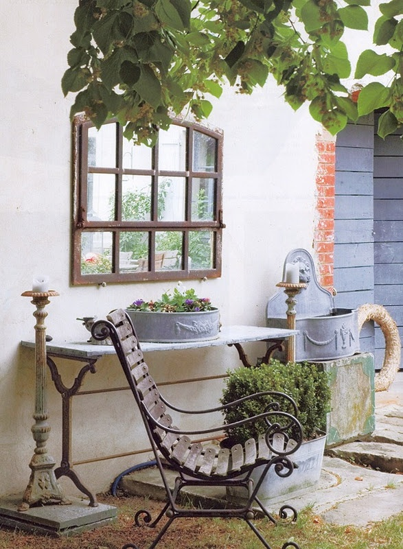 Best Take Five Vintage Outdoor Decor The Cottage Market This Month