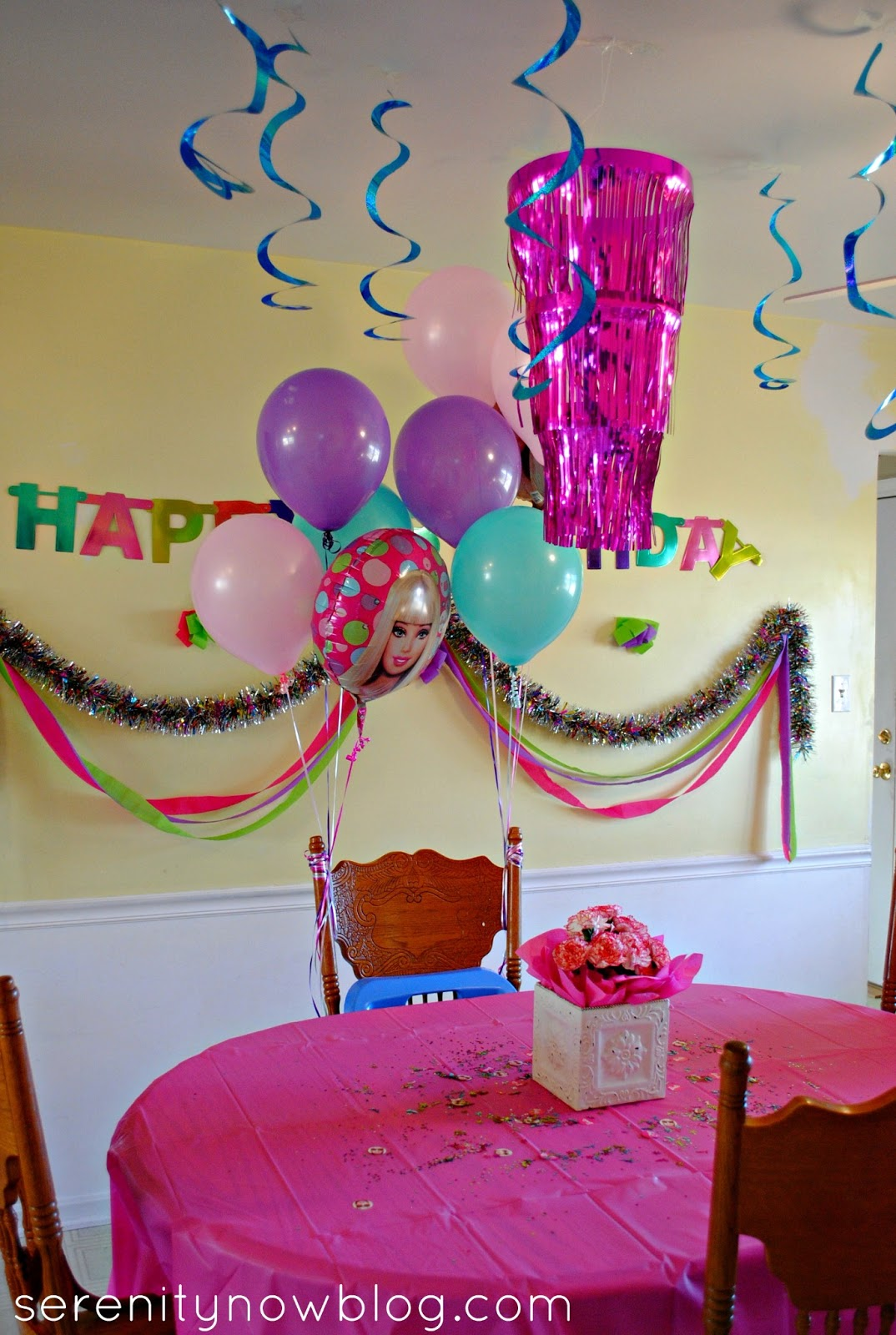 Best Serenity Now Throw A Barbie Birthday Party At Home This Month